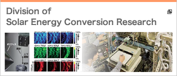 Division of Solar Energy Conversion Research